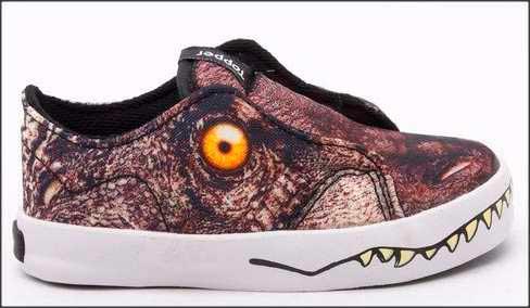 Zapatillas para el parque Dinosaurios